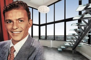 Le penthouse new yorkais de Frank Sinatra est  vendre