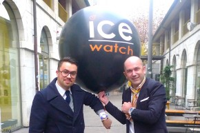 Ouverture du Ice-Watch Store Genve: interview de Jean-Pierre Lutgen, CEO et fondateur de la marque