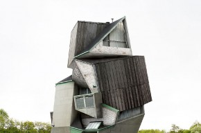 L&#039;impossible architecture de Filip Dujardin
