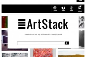 ArtStack, le rseau social des amateurs d&#039;art