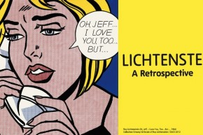Roy Lichtenstein  la Tate Modern de Londres