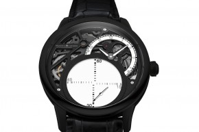 Baselworld 2013: Maurice Lacroix Masterpiece Seconde Mystrieuse