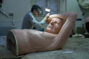 Ron Mueck  la Fondation Cartier pour lart contemporain